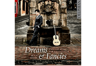 Sean Shibe - Dreams & Fancies - (CD)