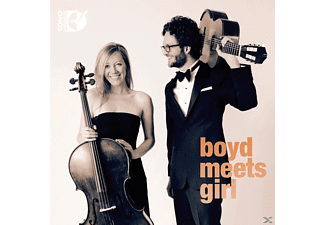 Boyd,Rupert/Metcalf,Laura - Boyd meets Girl - (CD)
