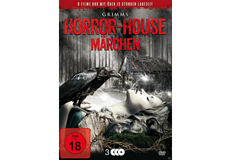 Grimms Horror House Mächen - (DVD)