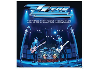 ZZ Top - Live From Texas (Silver) - (Vinyl)
