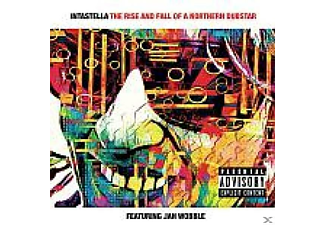 Intastella ft. Jah Wobble - Rise And Fall Of A Northern Dubstar - (CD)