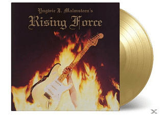 Yngwie Malmsteen - Rising Force (LTD Gold Vinyl) - (Vinyl)