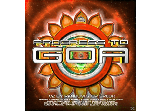 Various - Progress To Goa 2 - (CD)