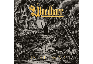 Ulvedharr - Total War - (CD)