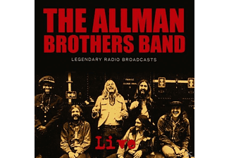 The Allman Brothers Band - Live - (Vinyl)
