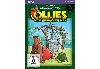 Ollies total verrückte Farm - Volume 2 - (DVD)