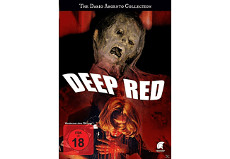 DEEP RED-DARIO ARGENTO COLLE - (DVD)