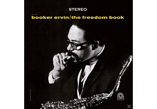 Booker Ervin - The Freedom Book - (SACD Hybrid)