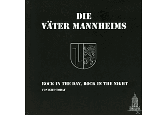 Die Väter Mannheims - Rock in the Day,Rock in the Night - (CD)
