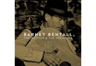 Barney Bentall - The Drifter And The Preacher - (CD)