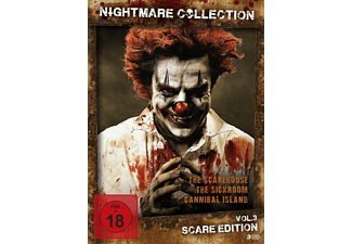 Nightmare Collection Vol. 3 - Scare Edition - (DVD)