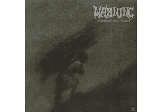 The Warning - Watching From A Distance (Grey) - (Vinyl)