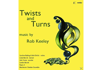 VARIOUS - Twists and Turns - (CD)
