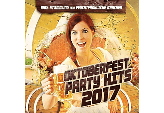 VARIOUS - Oktoberfest Party Hits 2017 [CD]