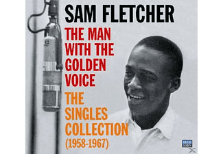 Sam Fletcher - Man With The Golden Voice - (CD)