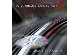 Peter Splinter Group Green - Reaching The Cold 100 (White) - (Vinyl)