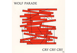 Wolf Parade - Cry Cry Cry - (LP + Download)