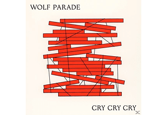 Wolf Parade - Cry Cry Cry - (CD)