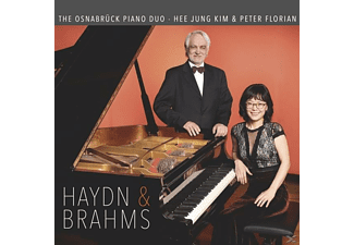 The Osnabrück Piano Duo - Haydn & Brahms - (CD)