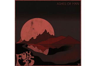 Fox 45 - Ashes Of Man - (CD)