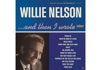 Willie Nelson - ...And Then I Wrote (LTD Colored Vinyl) - (Vinyl)