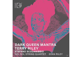 Gyan Del Sol String Quartet/riley - Dark Queen Mantra/Mas Lugares/+ - (CD)
