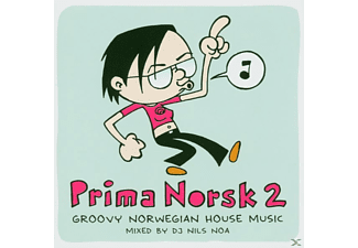 VARIOUS - prima norsk 2 - (CD)