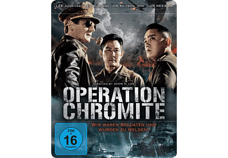 Operation Chromite (Exklusives Steelbook) - (Blu-ray)