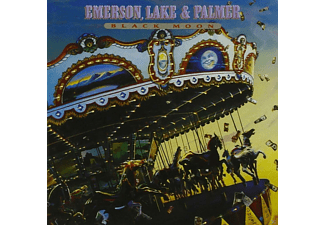 Emerson, Lake & Palmer - Black Moon (Deluxe Edition) - (CD)