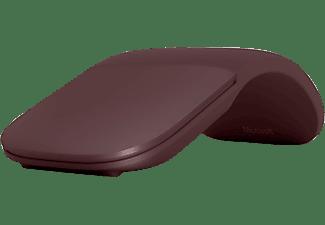 MICROSOFT Surface Arc, Mouse, kabellos, Bordeaux Rot