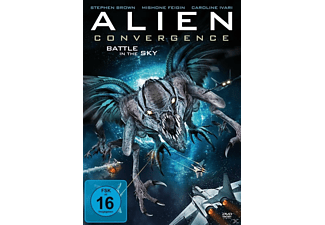 ALIEN CONVERGENCE-BATTLE IN THE SKY - (DVD)