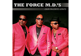 The Force M.D.'s - Our Favorite Joints - (CD)