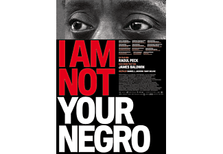 I Am Not Your Negro - (DVD)