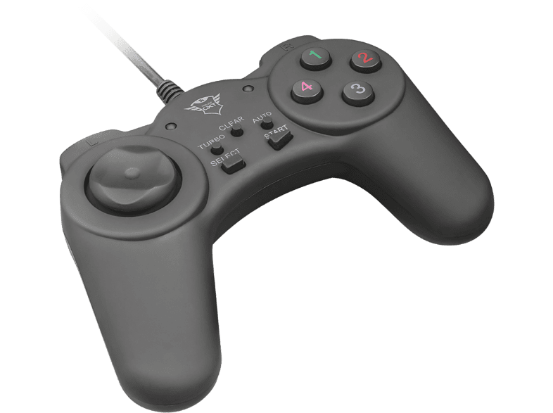 TRUST GXT510 TEBUR GAMEPAD gaming απογείωσε την gaming εμπειρία gaming controllers