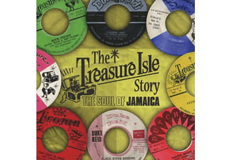 VARIOUS - The Treasure Isle Story - (CD)