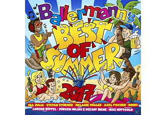 VARIOUS - Ballermann's Best Of Summer 2017 - (CD)