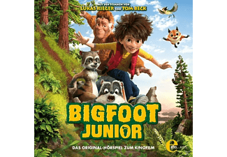 Bigfoot Junior - Das Original-Hörspiel z.Kinofilm - (CD)