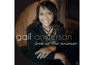 Gail Anderson - Love Is The Answer - (CD)