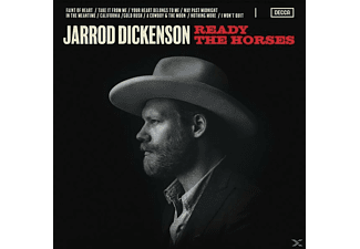 Jarred Dicenkson - Ready The Horses - (Vinyl)