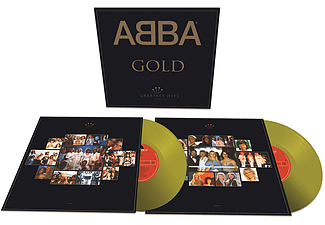 ABBA - Gold 25th Anniversary (Limited Edition) (Vinyl LP (nagylemez))
