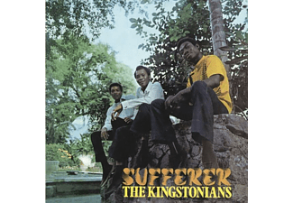 The Kingstonians - Suffer (Expanded Edition-12 Bonustracks) - (CD)
