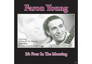 Faron Young - It's Four In The Morning - (CD)