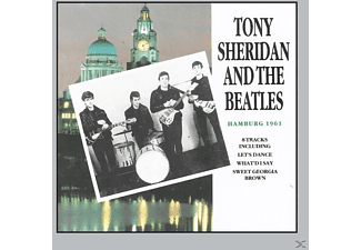 Beatles, The & Sheridan, Tony - Tony Sheridan And The Beatles Hamburg 1961 - (CD)