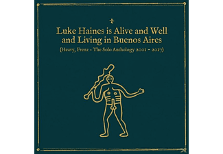 Luke Haines - Is Alive And Well And Living In Buenos Aires... - (CD)