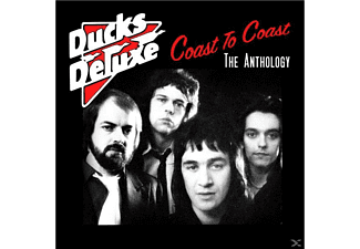 Ducks Deluxe - Coast To Coast-The Anthology (3CD Set) - (CD)