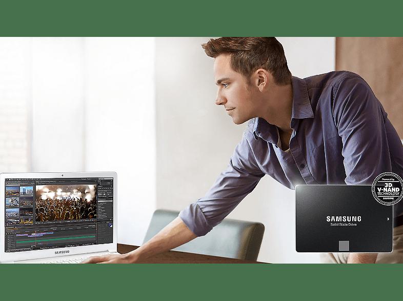 "SAMSUNG 250GB SSD Series 850 Evo (MZ-75E250B)"" - MediaMarkt"