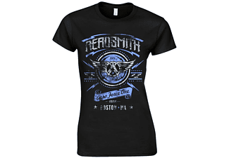Aerosmith Girlie Shirt Aero Force One XL