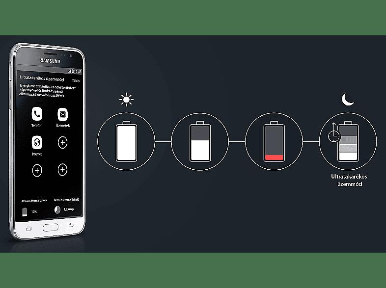 Samsung Galaxy J3 (J320) DualSIM arany kártyafüggetlen okostelefon
