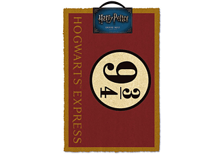 Harry Potter Fussmatte Gleis 9 3/4 Hogwarts Express