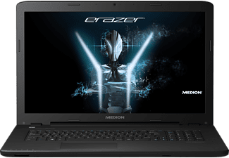 MEDION ERAZER® P7643 (MD99837) Gaming Notebook 17.3 Zoll